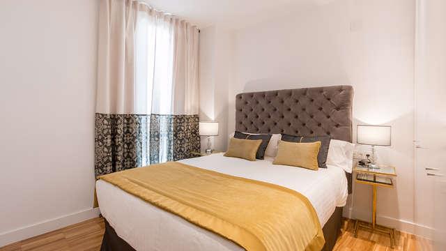 Oro del Darro Suites - room