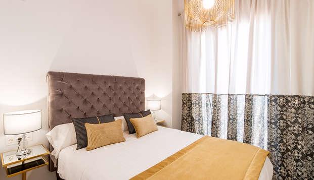 Oro del Darro Suites - bedroom