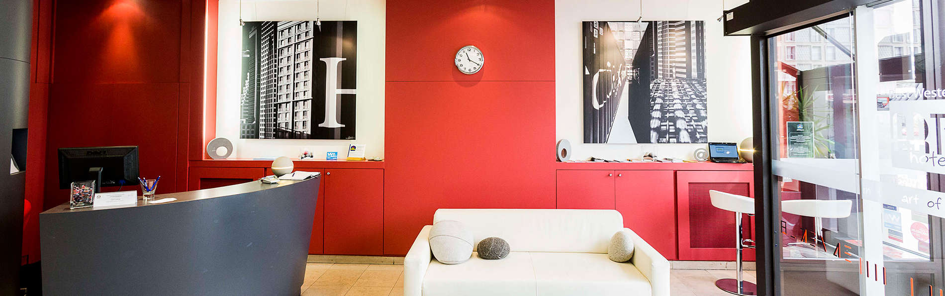 Best Western ARThotel - EDIT_ARThotel_Hall_1.jpg