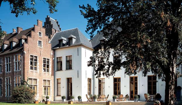 Zomerpromo : Citytrip Leuven met verblijf in een voormalig klooster