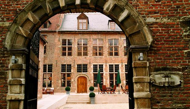 Special promo: Historie, cultuur en charme in Leuven