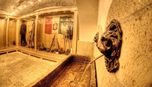 Vacances dans un hôtel design avec visite des souterrains de Naples