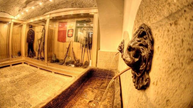 1 Visite guidée des souterrains de Naples pour 2 adultes