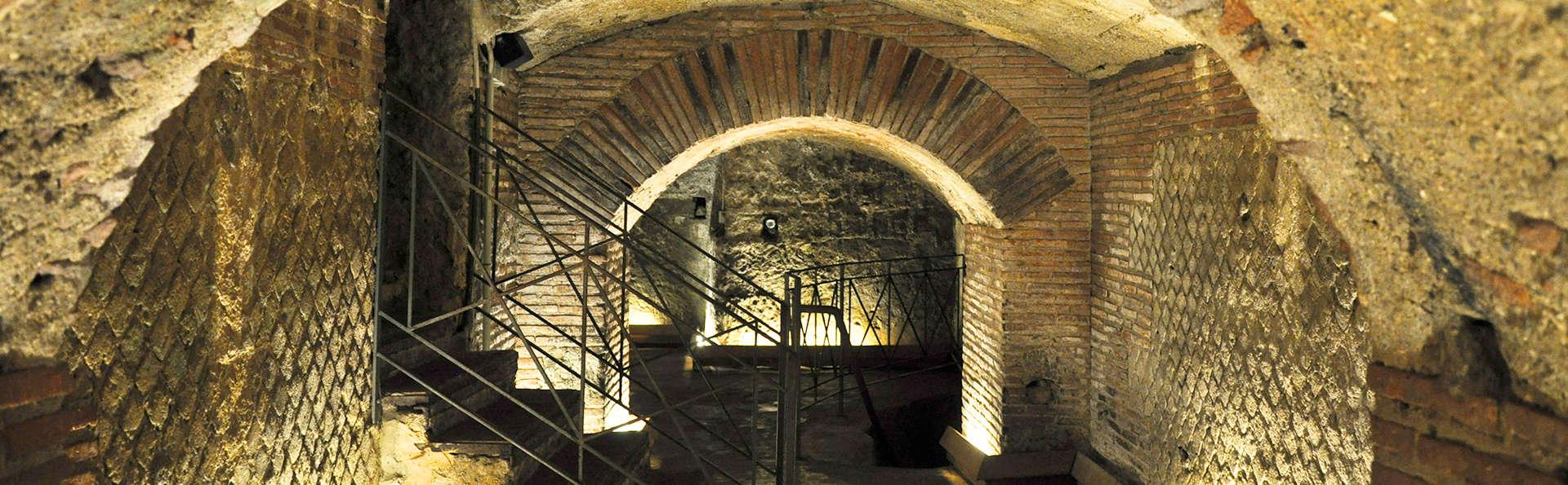 Séjour incroyable donnant sur le golfe de Naples avec visite de la ville souterraine