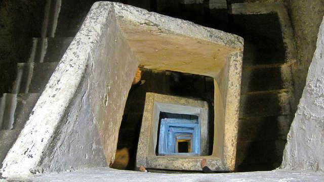 Visitez la ville souterraine suggestive de Naples (à partir de 2 nuits)