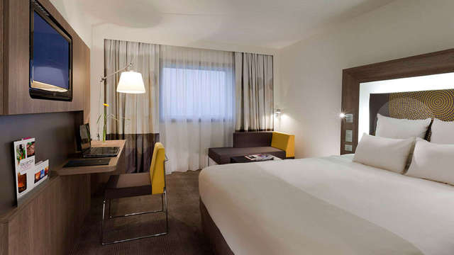 Novotel Paris La Defense - Chambre Next HD