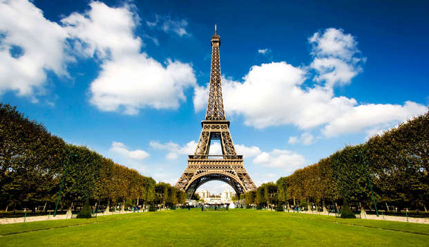 Verblijf aan de poorten van Parijs (vanaf 2 nachten)