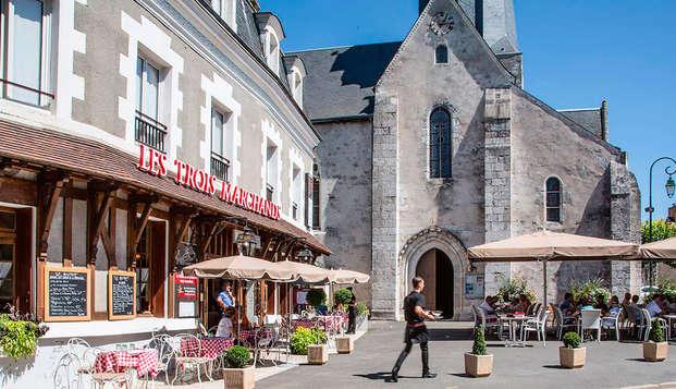Encanto en Sologne, en el Valle del Loira