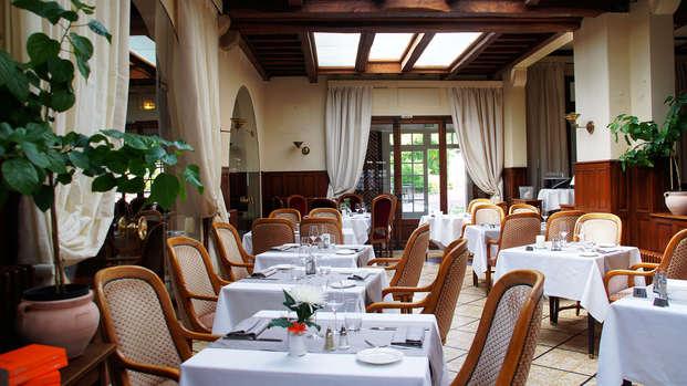 Dîner et séjour 4* dans la région des châteaux de la Loire
