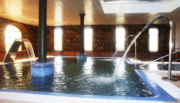 Escapada relax con acceso al spa en un hotel balneario