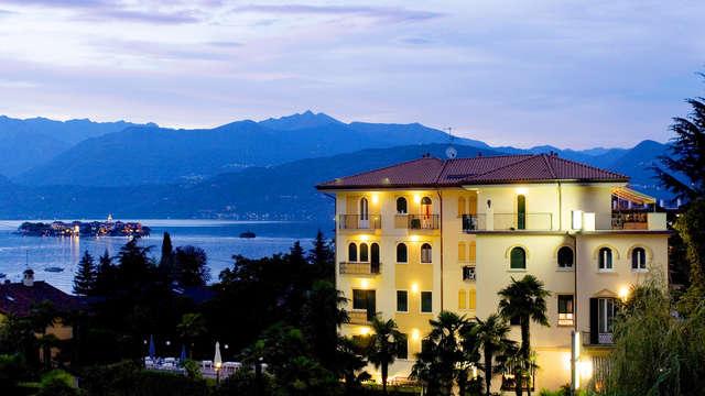 Relax e romanticismo sul Lago Maggiore