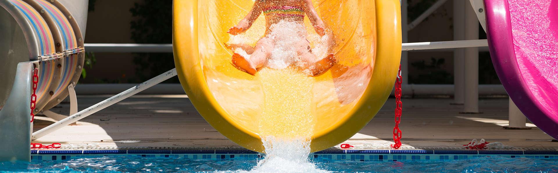 Un día refrescante en familia o amigos en el parque acuático Marineland
