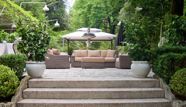 Relax junto a las termas de Montecatini Terme
