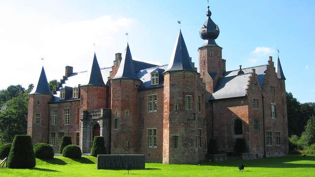 Even helemaal weg in West-Vlaanderen