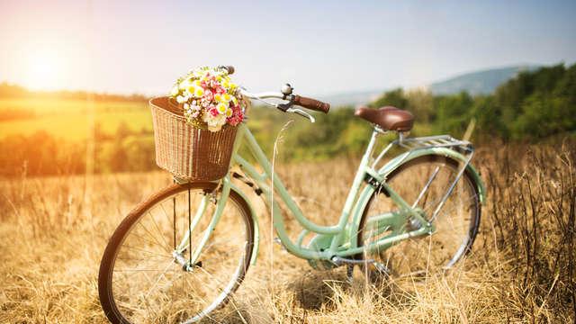 Excursión en bicicleta para 2 adultos