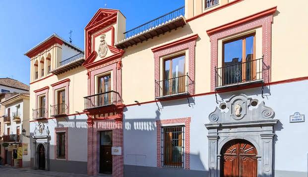 Oro del Darro Suites - facade