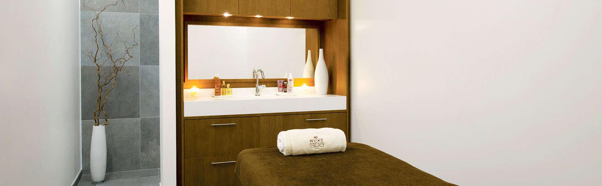Détente et Massage Nuxe de 30 minutes en hôtel de luxe