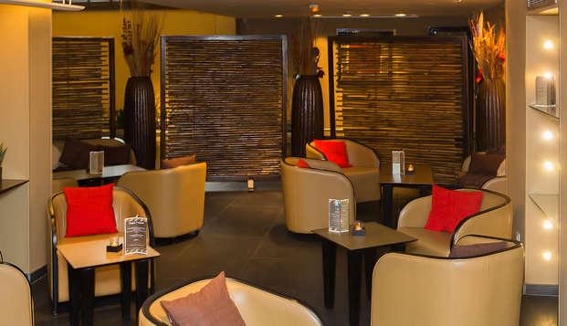 Eden Hotel Spa - Akwaba bar lounge
