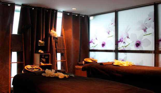 Eden Hotel Spa - massage room