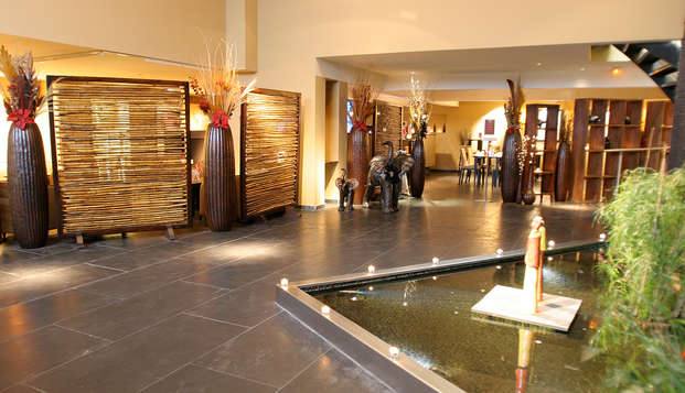 Eden Hotel Spa - lobby