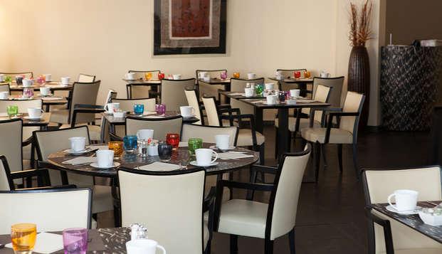 Eden Hotel Spa - restaurant