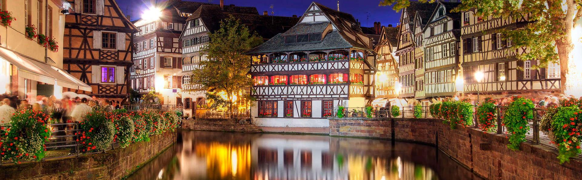 Bien-être et détente à Strasbourg