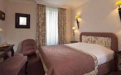H tel villa d 39 est 4 strasbourg france for Chambre double standard c est quoi