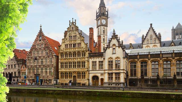 Partez ensemble pour un city trip à Gand (à partir de 2 nuits)