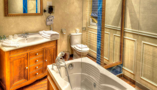 Villa Aultia Hotel - bath