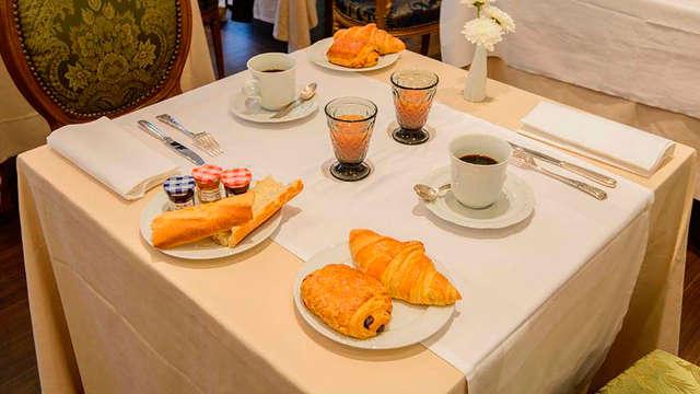 Villa Aultia Hotel - breakfast