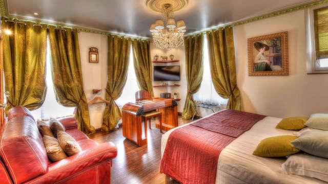 Séjour de luxe en Suite Junior dans la Baie de Somme