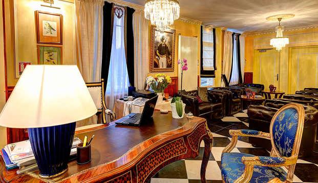Villa Aultia Hotel - reception