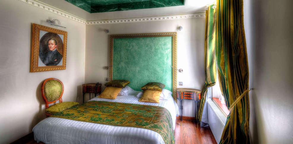 villa aultia h tel 4 ault france. Black Bedroom Furniture Sets. Home Design Ideas