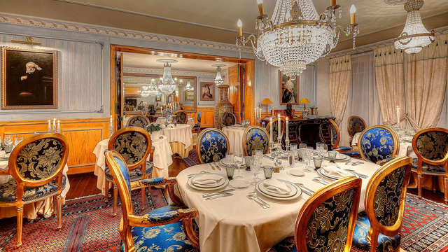 Escapade gourmande et d'exception en bord de mer à la Villa Aultia