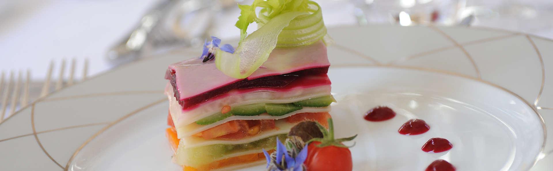 Délice culinaire dans la vallée de la Loire