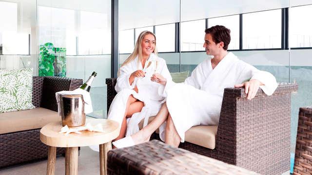 Citytrippen in stijl op luxe kamer inclusief toegang tot de spa