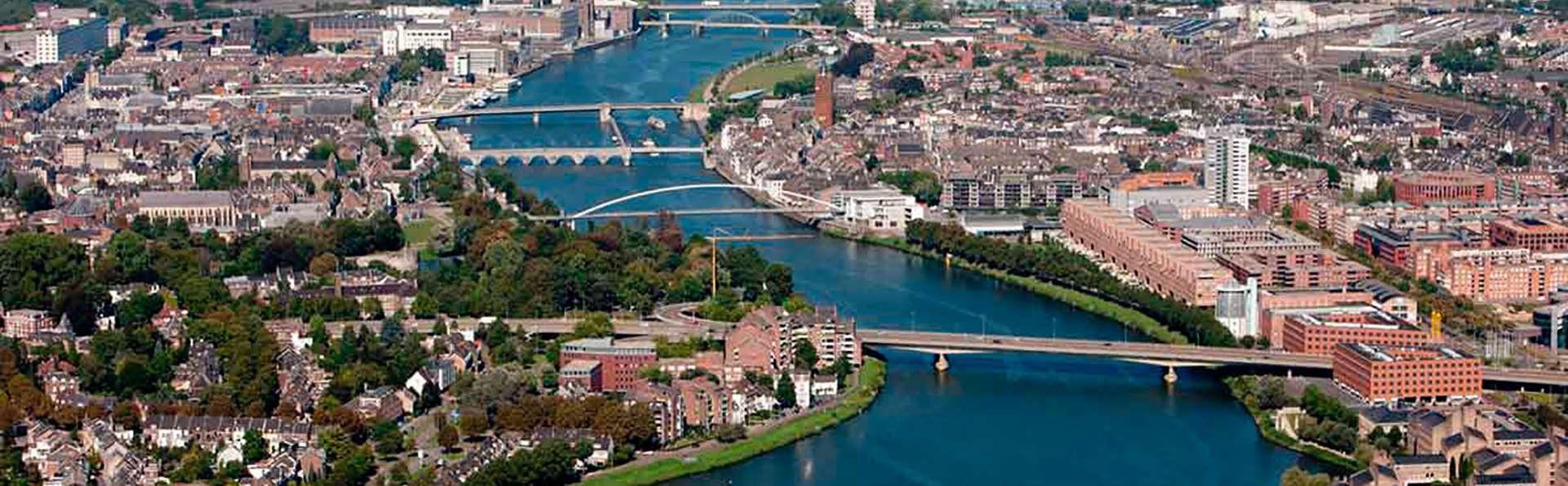 Alliez une visite de Maastricht avec la pure détente du wellness