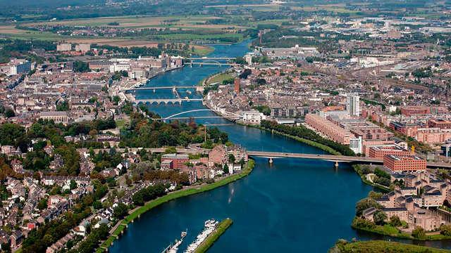 Combineer een bezoek aan de stad Maastricht en ontspanning in de wellness