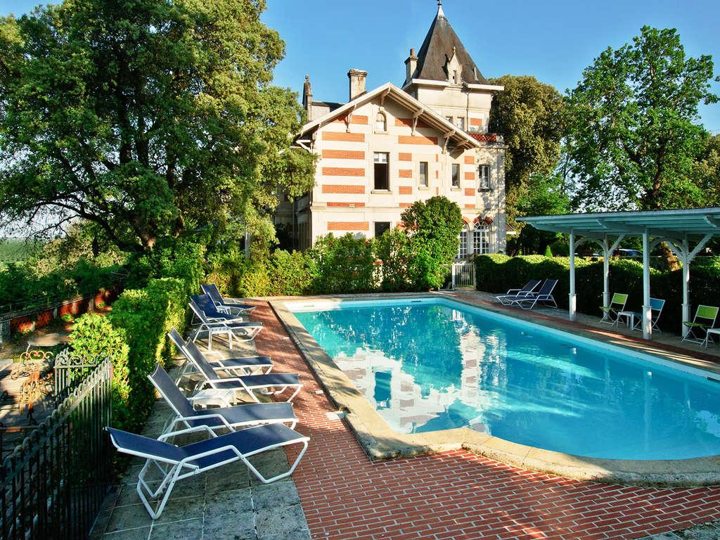 Séjour Poitou-Charentes - Week-end détente à proximité de Cognac  - 4*
