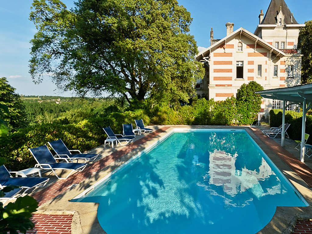 Séjour France - Séjour gastronomique dans un cadre verdoyant près de Cognac  - 4*