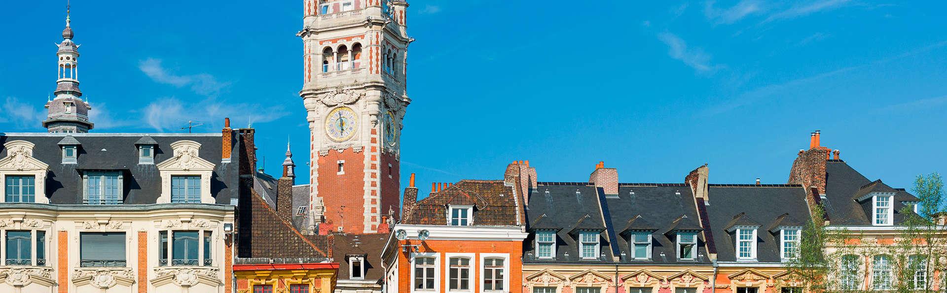 Evasion au cœur historique de Lille