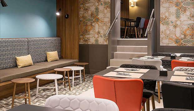 Mercure Lille Centre Vieux Lille - restaurant