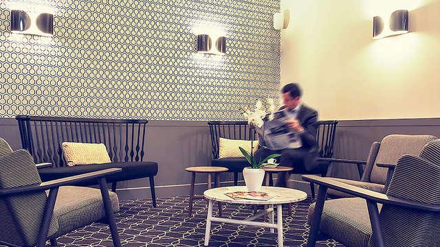 Mercure Lille Centre Vieux Lille - lobby