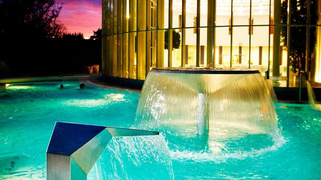 Geniet van de wellness in de karakteristieke Belgische stad Spa