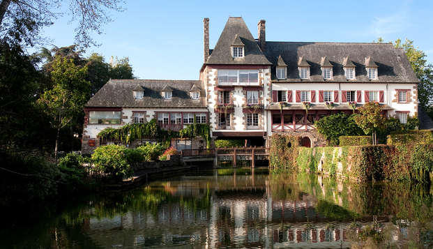 Week-end dans un hôtel de charme près de Rennes