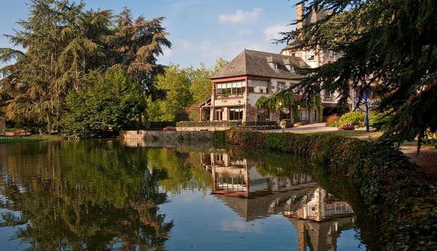 Week-end romantique à Châteaubourg