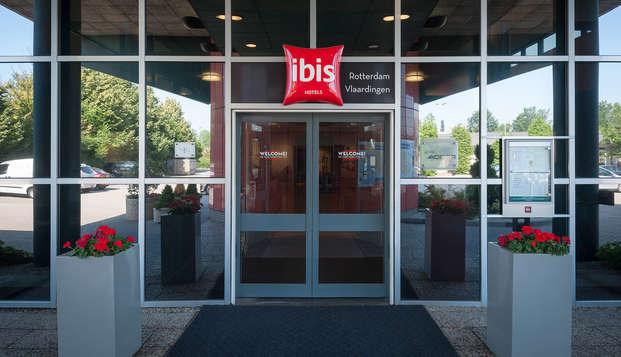 Ibis Rotterdam Vlaardingen - entry