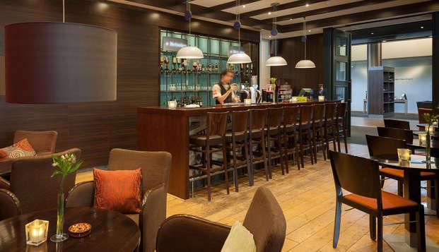 Ibis Rotterdam Vlaardingen - bar