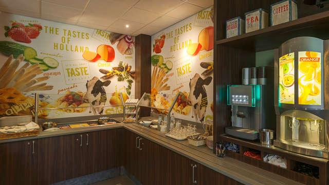 Ibis Rotterdam Vlaardingen - breakfast