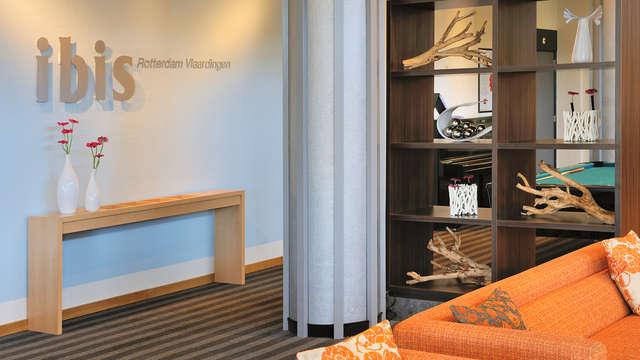 Ibis Rotterdam Vlaardingen - lounge